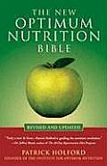 New Optimum Nutrition Bible Revised & Updated