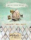 Pretty Little Things Collage Jewelry Keepsakes Trinkets
