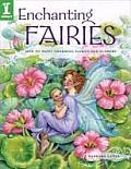 Enchanting Fairies How to Paint Charming Fairies & Flowers