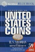 Handbook Of Us Coins 2002 Blue Book 59th Edition