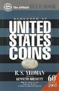 Handbook Of Us Coins 2003 Blue Book 60th Edition