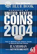 Handbook Of U S Coins 2004 Blue Book 61st Edition
