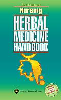 Nursing Herbal Medicine Handbook 2005