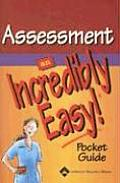Assessment An Incredibley Easy Pocket Guide