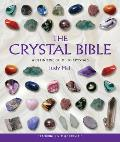 Crystal Bible A Definitive Guide to Crystals