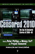 Censored 2010 Project Censored
