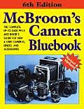 Mcbrooms Camera Bluebook A Complete Up T