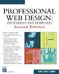 Professional Web Design Techniques & 2nd Edition