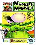 Phonics Comics Monster Madness
