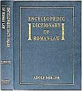 Encyclopedic Dictionary of Roman Law