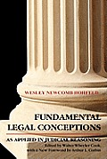Fundamental Legal Conceptions as Applied in Judicial Reasoning