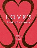 Loves Book Of Answers