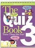 American Girls Quiz Book 3 Three Times The Fun