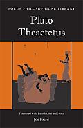 Platos Theaetetus