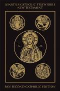 Bible RSV Ignatius Catholic Study Bible New Testament