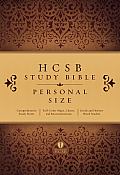 Hcsb Study Bible Personal Size Trade Paper