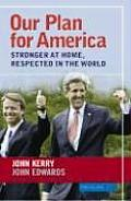 Our Plan For America Kerry Edwards