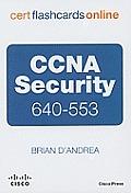 Ccna Security 640 553 Cert Flash Cards
