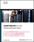 CCNP Route 642 902 Official Certification Guide