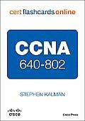 CCNA 640 802 Cert Flash Cards Online
