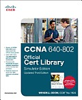 CCNA 640 802 Official Cert Library Updated Simulator Edition 4th Edition