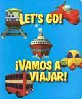 Lets Go Vamos A Viajar
