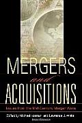 Mergers and Acquisitions: Issues from the Mid-Century Merger Wave