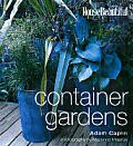 House Beautiful Container Gardens