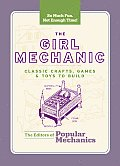 Girl Mechanic Classic Crafts Games & Toys to Build