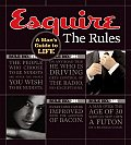 Esquire The Rules A Mans Guide To Life