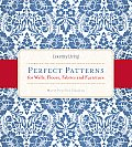 Country Living Perfect Patterns for Walls Floors Fabrics & Furniture