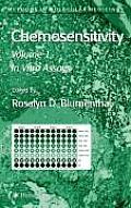 Chemosensitivity: Volume I: In Vitro Assays