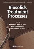 Biosolids Treatment Processes: Volume 6
