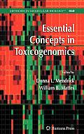 Essential Concepts in Toxicogenomics