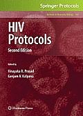 HIV Protocols: Second Edition