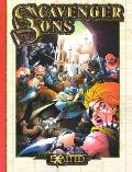 Exalted RPG Scavenger Sons