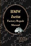 BMW Isetta Factory Repair Manual
