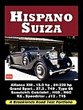 Hispano Suiza - Road Test Portfolio