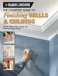 Complete Guide to Finishing Walls & Ceilings Includes Plaster Skim Coating & Texture Ceiling Finishes
