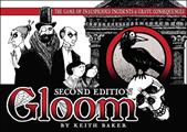 Gloom Card Game: 2nd Edition