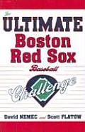 Ultimate Boston Red Sox Baseball Challenge