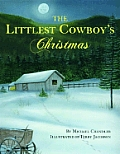 Littlest Cowboys Christmas with CD Audio