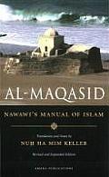 Al Maqasid Nawawis Manual Of Islam