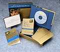 Compassion Box Book CD & Card Deck With Card Deck & CD