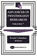 Advances in Psychology Researchv. 7