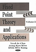 Fixed Point Theory and Applicationsv. 3