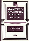 Advances in Psychology Researchv. 18