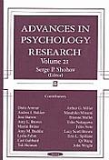 Advances in Psychology Researchv. 21