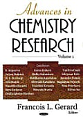 Advances in Chemistry Researchv. 1