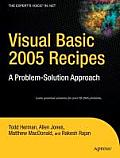 Visual Basic 2005 Recipes A Problem Solution Approach